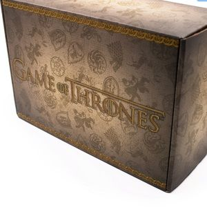 NWT Game of Thrones Collector Box